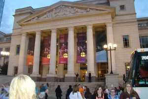 Home of the Nashville Symphony Orchestra