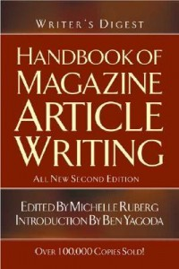 handbook of magazine article writing
