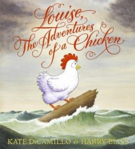 louise the adventure of a chicken