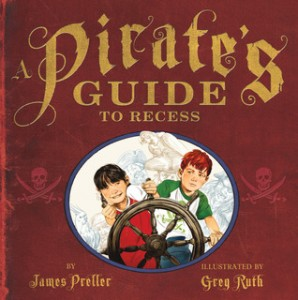 pirates guide to recess