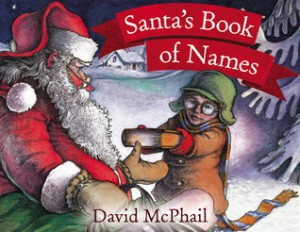 santas book of names